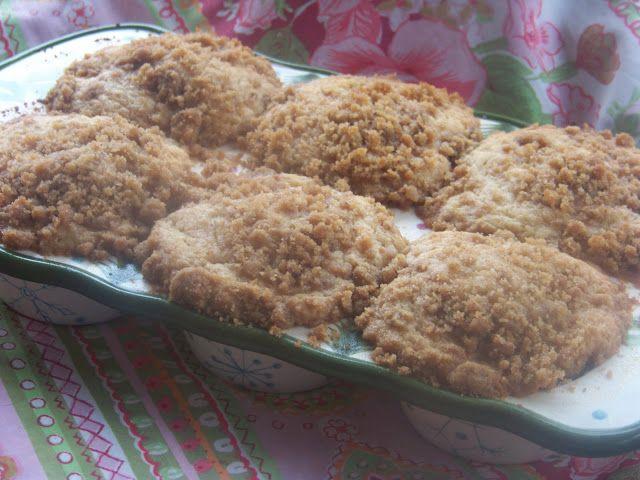 apple pie muffin | My weakness Breakfast-Breads :) | Pinterest