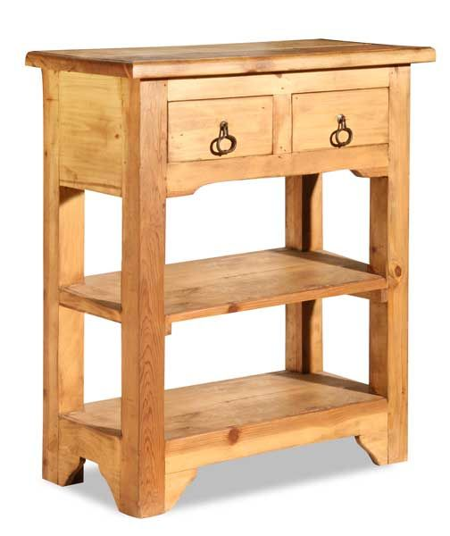 Coffee bar rustic console table small living pinterest