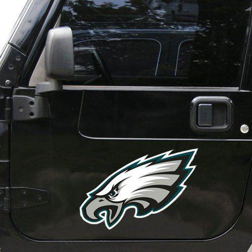 philadelphia eagles car flags