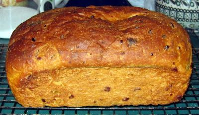Buttermilk Cornmeal Bread with Fresh Chiles and Cheddar in Honor of ...