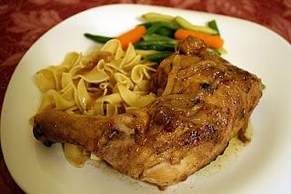 Beer and Onion Braised Chicken | Chicken: Bone-In | Pinterest