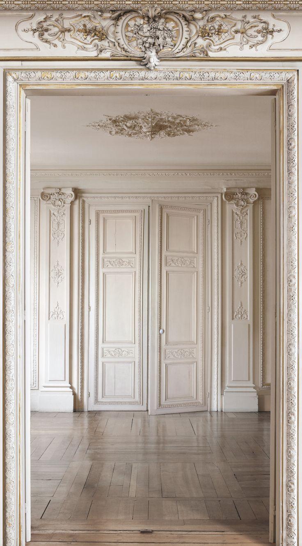 perspective int rieur haussmannien l 1 36 x h 2 5 m koziel red couvrez tout le charme des. Black Bedroom Furniture Sets. Home Design Ideas