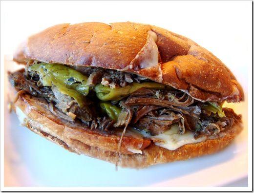 Crock Pot Italian Drip Beef | yummy food! | Pinterest