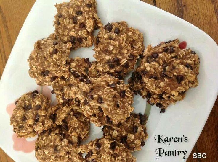Oatmeal, raisin, chocolate chip cookies | Diabetic Cookies | Pinterest