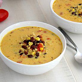 Black Bean and Corn Fiesta Chowder | Soups, Stews, Broths, Chowders ...