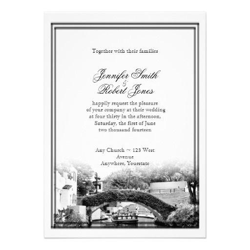 Wedding Invitations San Antonio can inspire you to create best invitation template