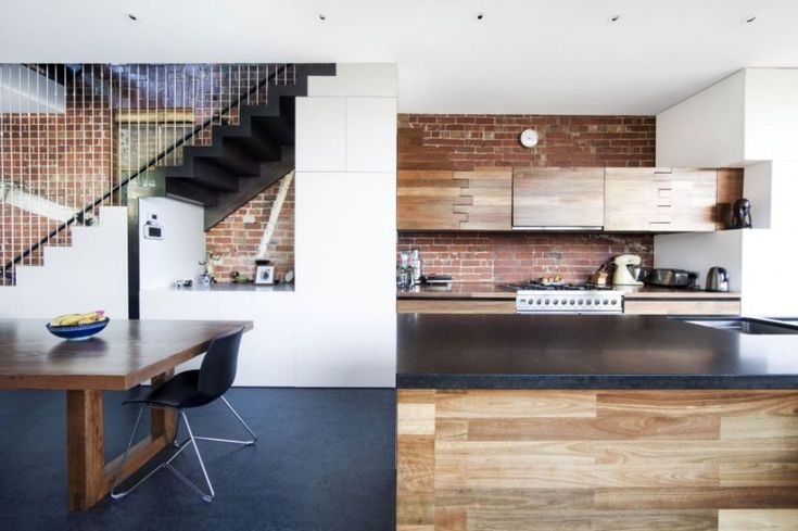 Kitchen in Melbourne by Splinter Society Architecture