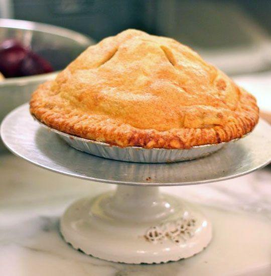 Double Crust Apple Pie | Recipe