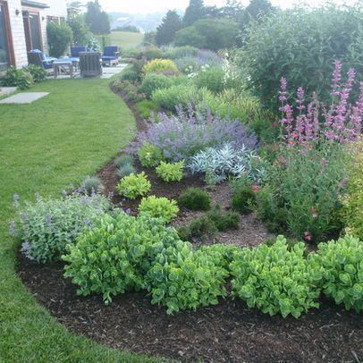 Berms in landscape design ideas my farm life pinterest for Landscape berm design