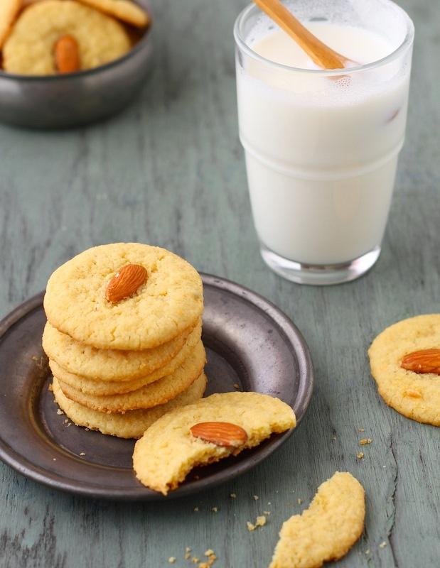 Almond Cardamom Cookies. | Cardamom Charming Spice/Chai Tea | Pintere ...