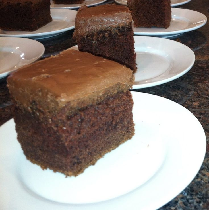 ... Chocolate Cake...a MUST try recipe....the best sheet cake EVER