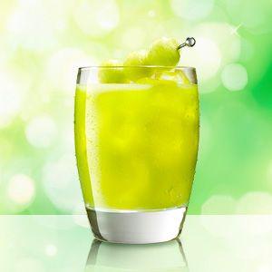 Melon Ball: 30ml (1oz) MIDORI, 30ml (1oz) vodka, orange juice, orange ...