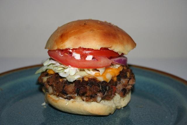 Black Bean Veggie Burgers | What's for Dinner? | Pinterest