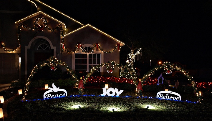 Pin by outdoor nativity sets on customer photos pinterest for Outdoor christmas signs