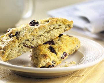 Buttermilk and Dried Cherry Scones. | Breakfast | Pinterest