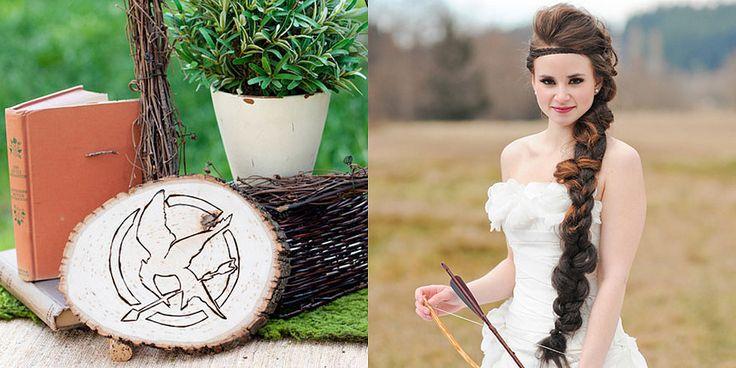 Wedding Games Ideas | Hunger Games Wedding Ideas