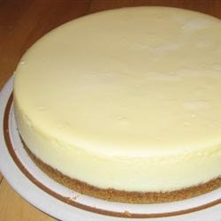 Cheesecake Supreme... Read the comments for adjustments. This recipe ...
