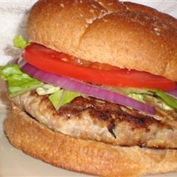 Actually Delicious Turkey Burgers | Recipe