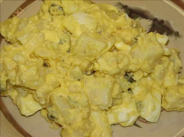 Dad s Potato Salad from Food.com: This was my Daddy's potato salad. My ...
