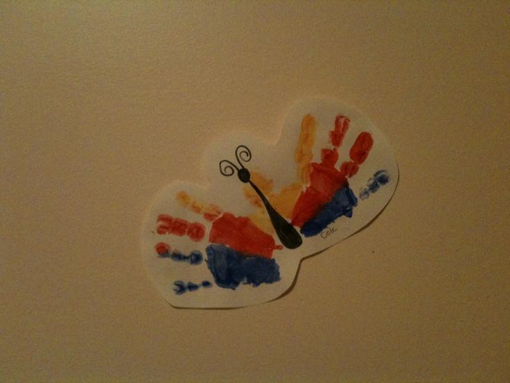 HD wallpapers kids handprint craft ideas