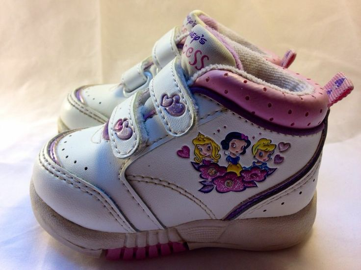 toddler tennis shoes size 3 disney princess infant