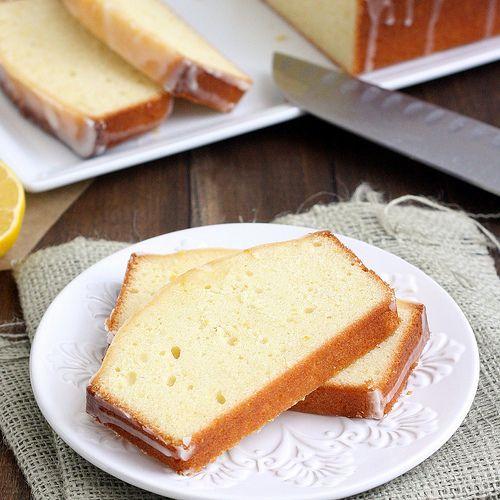 Meyer Lemon Pound Cake | Quick Breads/Cakes | Pinterest