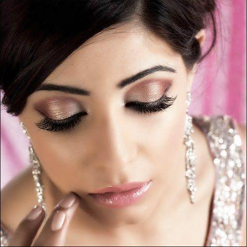 dramatic eyes. Wedding Make Up Pinterest