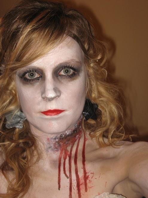 Zombie Makeup ideas   Zombie Ideas   Pinterest