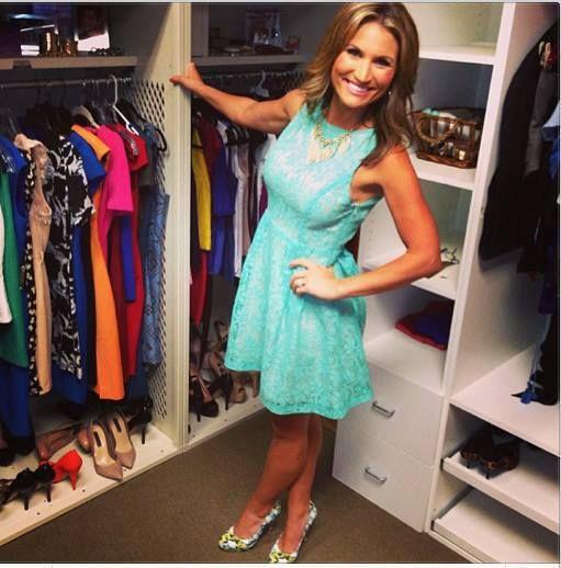 Nicole Zaloumis Wearing