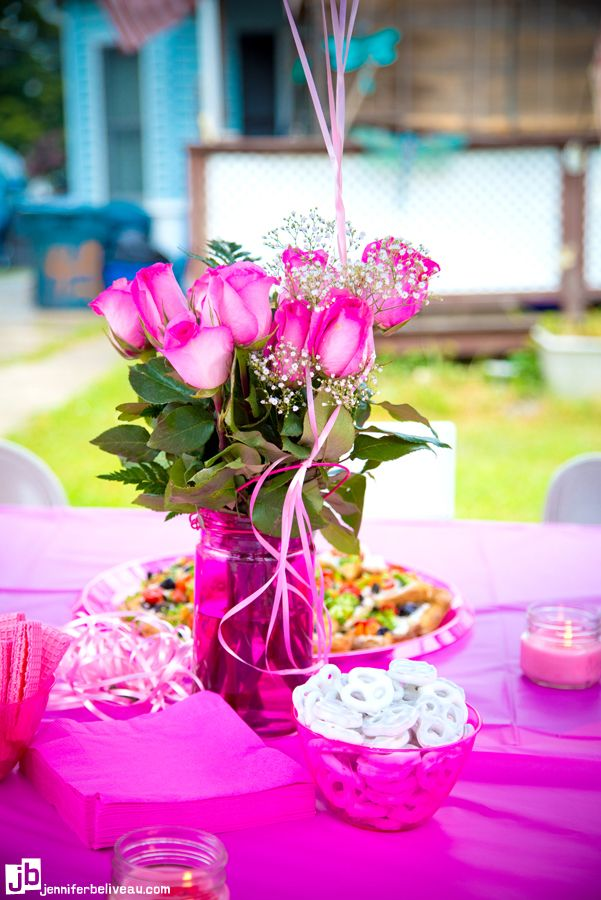 baby shower table setting jb photography events pinterest