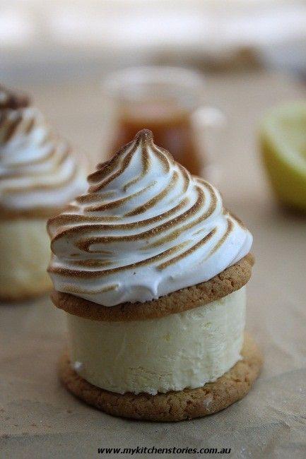 Frozen Lemon Mascarpone Meringue | Cool Treats: Ice Cream, Gelato & F ...