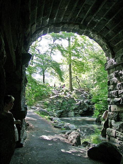 Huddlestone arch central park travels the world seen for No broker fee apartments nyc