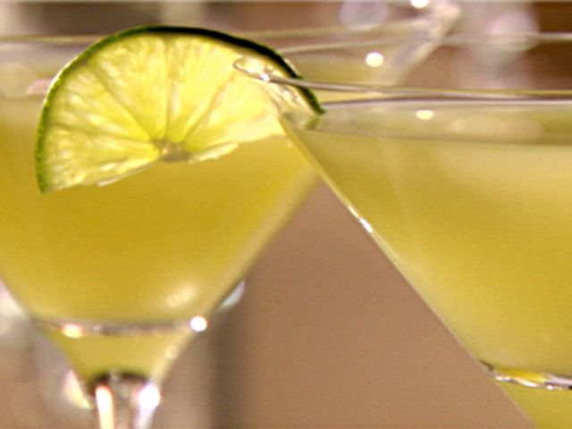 Key Lime Martini from FoodNetwork.com