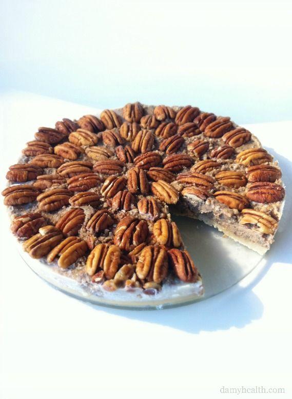 Raw Pecan Pie | Raw | Pinterest