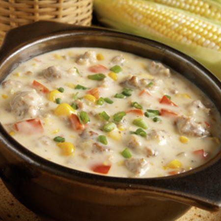 summer corn and cod chowder healthy corn chowder clam and corn chowder ...