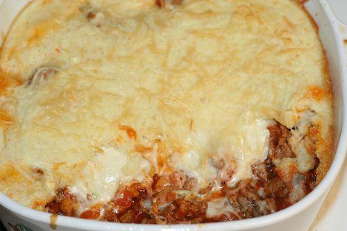 pizza casserole | Foods yummm | Pinterest