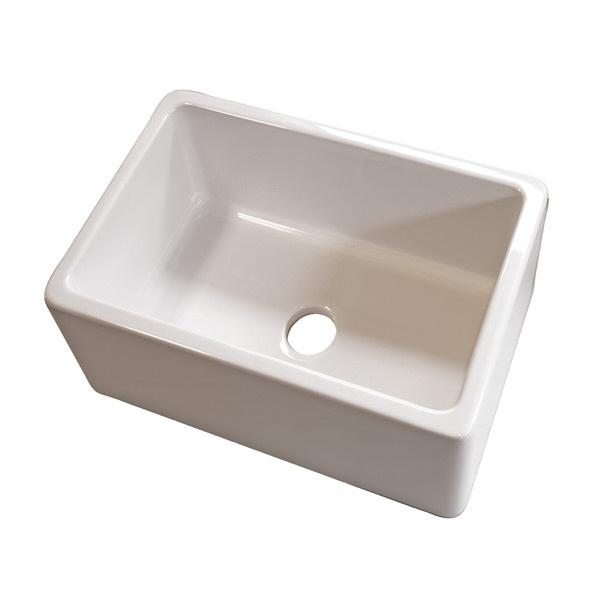 Ikea Schrank Verbindungsschrauben ~ S600 Single Fireclay Sink  Kitchen  Pinterest