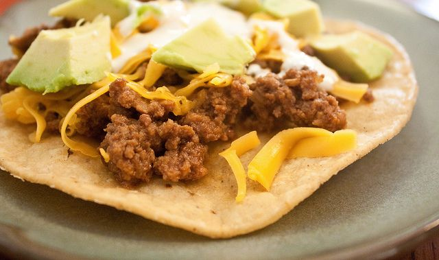 Ground beef tacos with homemade taco seasoning (via America's Test ...