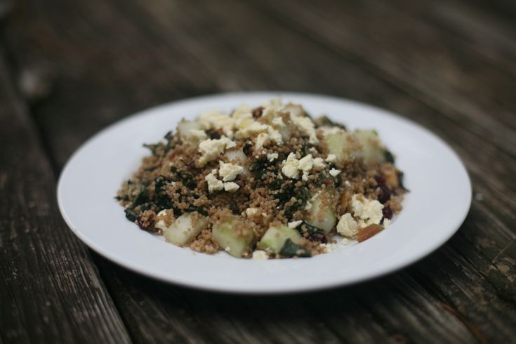cucumber couscous | Crave-ables | Pinterest