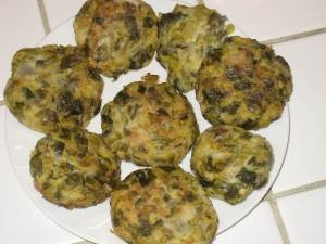 Keftes di Prassa - Passover leek patties - these look delicious, must ...