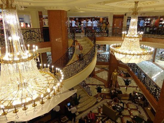 Monte casino shopping mall