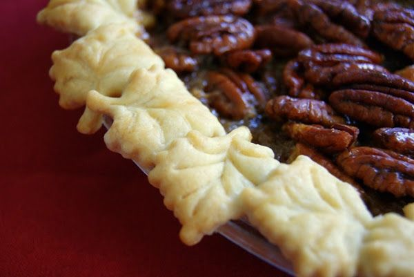Alice and the Mock Turtle: Honey Crunch Pecan Pie