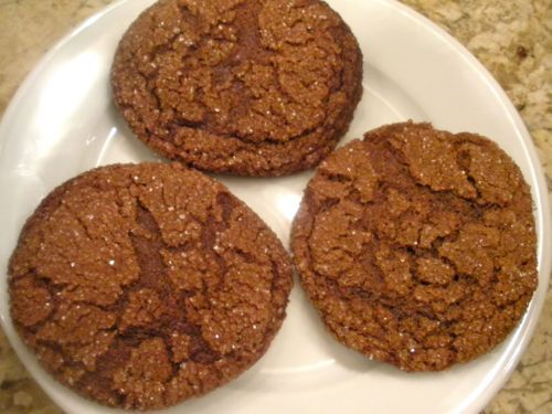 Chewy-Molasses-Spice Cookies | Sweet Things & Sugar Plum Fairies | Pi ...