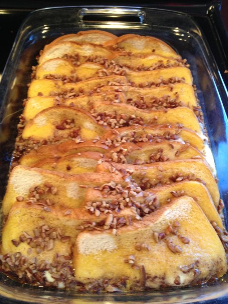 Overnight French Toast | Food I've Made | Pinterest