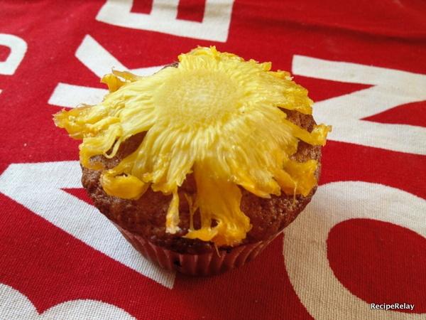 Whole Wheat Pineapple Peach Muffins | Sweet Treats | Pinterest