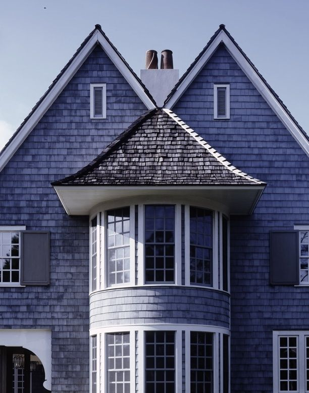 Curved Bay Window By Mcalpine Tankersley Details Pinterest