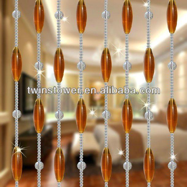 glass bead curtains Feature:Luxury/Romantic/Fantastic/Elegant Made ...