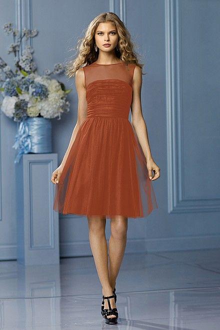 Cinnamon Short Cocktail Dresses 81
