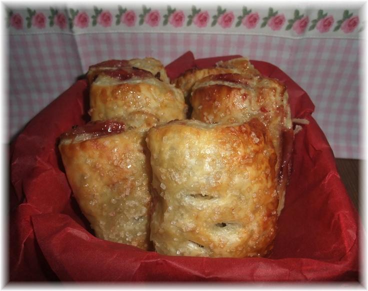 Rosie's Country Baking: Cherry Hand Pies