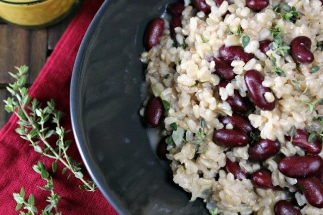 Jamaican Red Beans and Rice | Generation Y Foodie